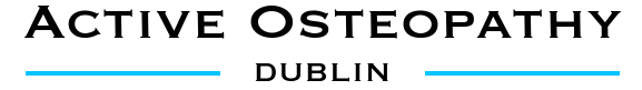 Osteopaths in Dublin – Active Osteopathy Logo